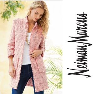 Neiman Marcus | Neon Tweed Jacket